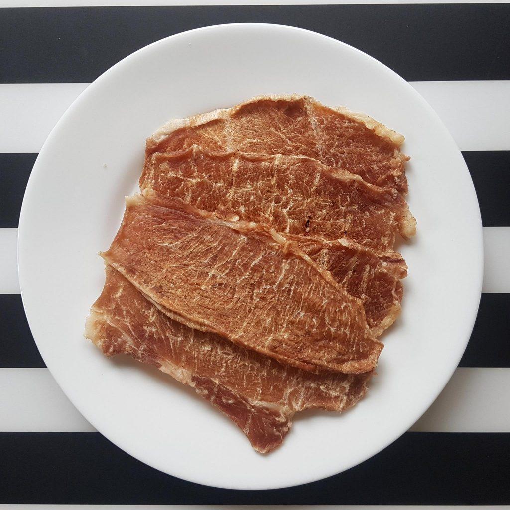Smaczki Samo Mięso schab w plastrach