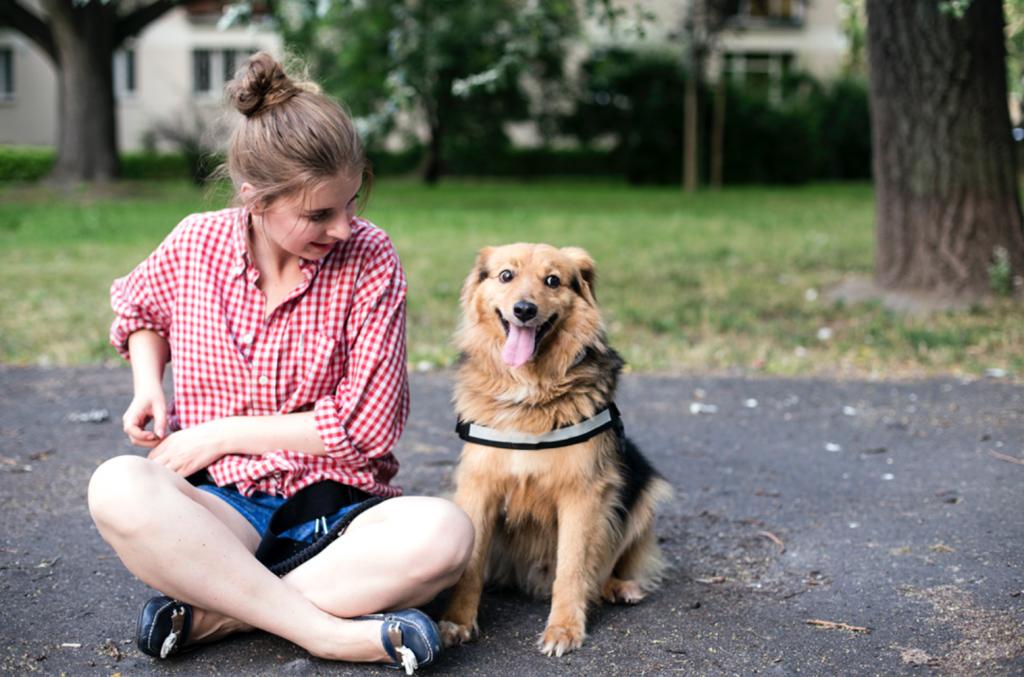 Joanna Glogaza, Chrupek, psie akcesoria